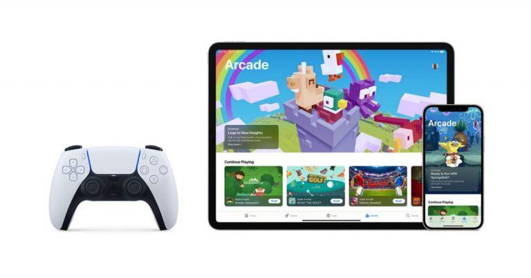 Apple Arcade DualSense Controller PS5