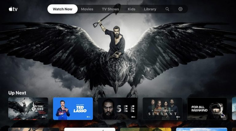 Apple TV+Dolby Vision - Xbox