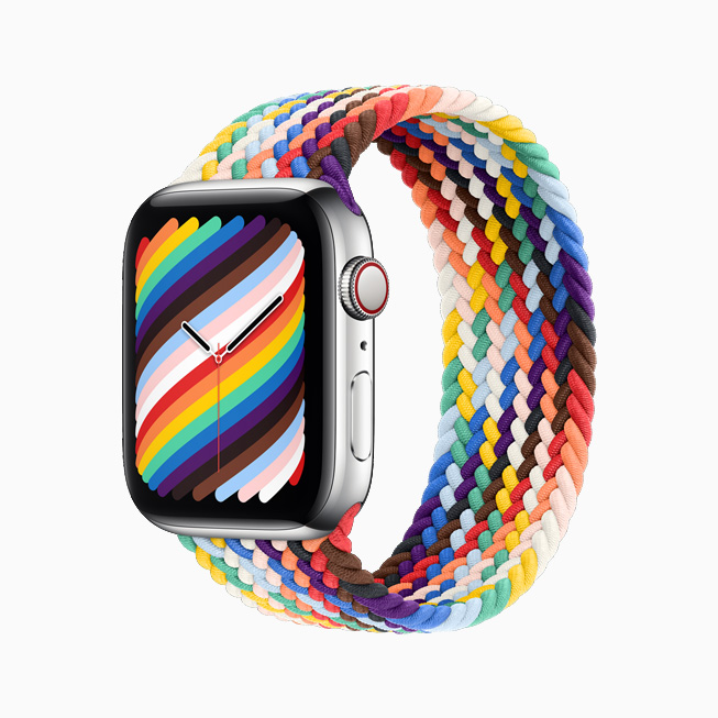 Apple Watch Pride Month Edition