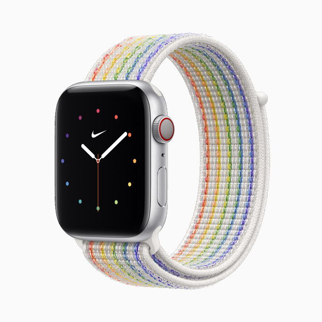 Nike Version Pride Apple Watch