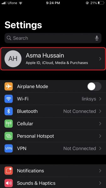 How to reduce the size of your iCloud backup on iPhone and iPad 1