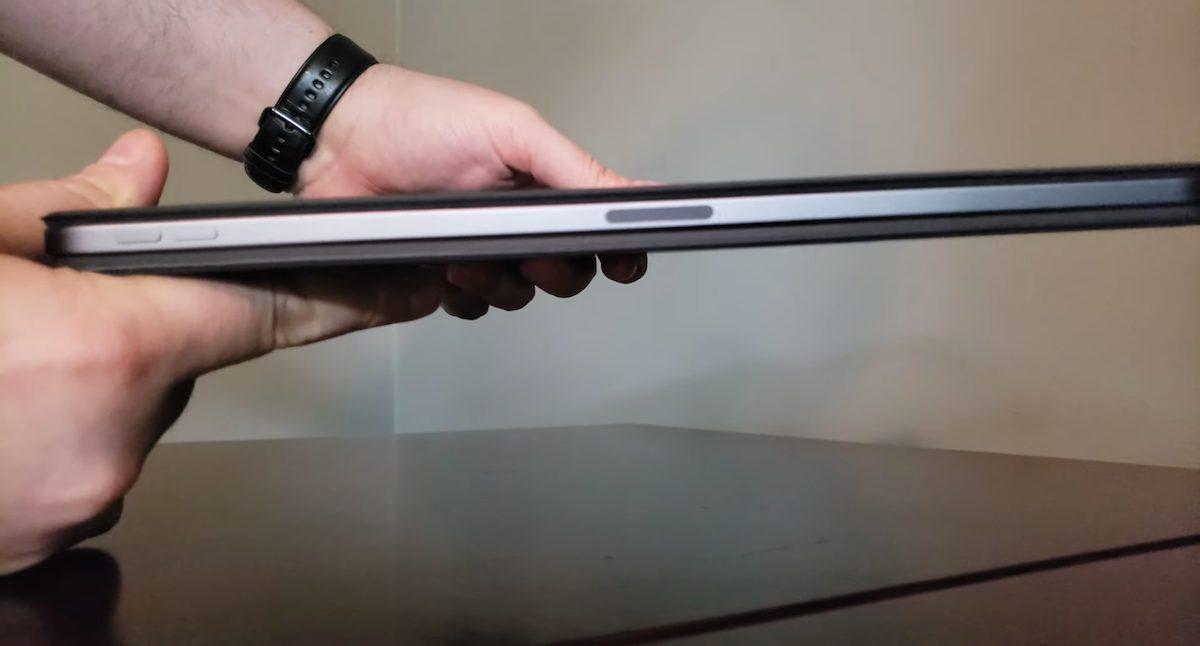 M1 iPad Pro - 4th gen Magic keyboard