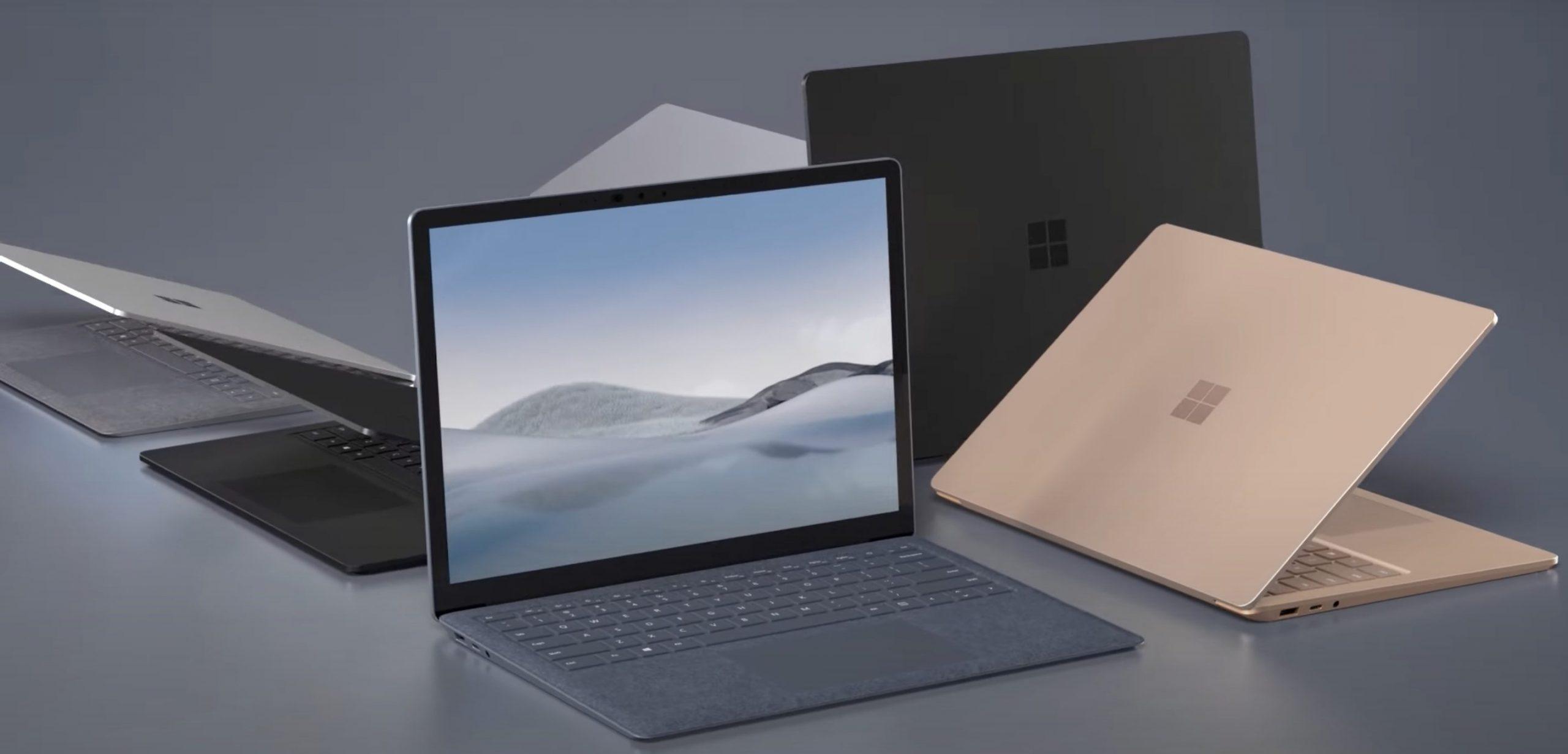 Surface Laptop 4 vs M1 MacBook Air