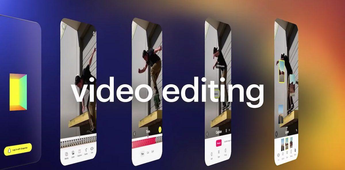 Snapchat - Story Studio