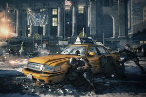 Ubisoft Tom Clancy's The Division coming to mobiles and The Division Heartland
