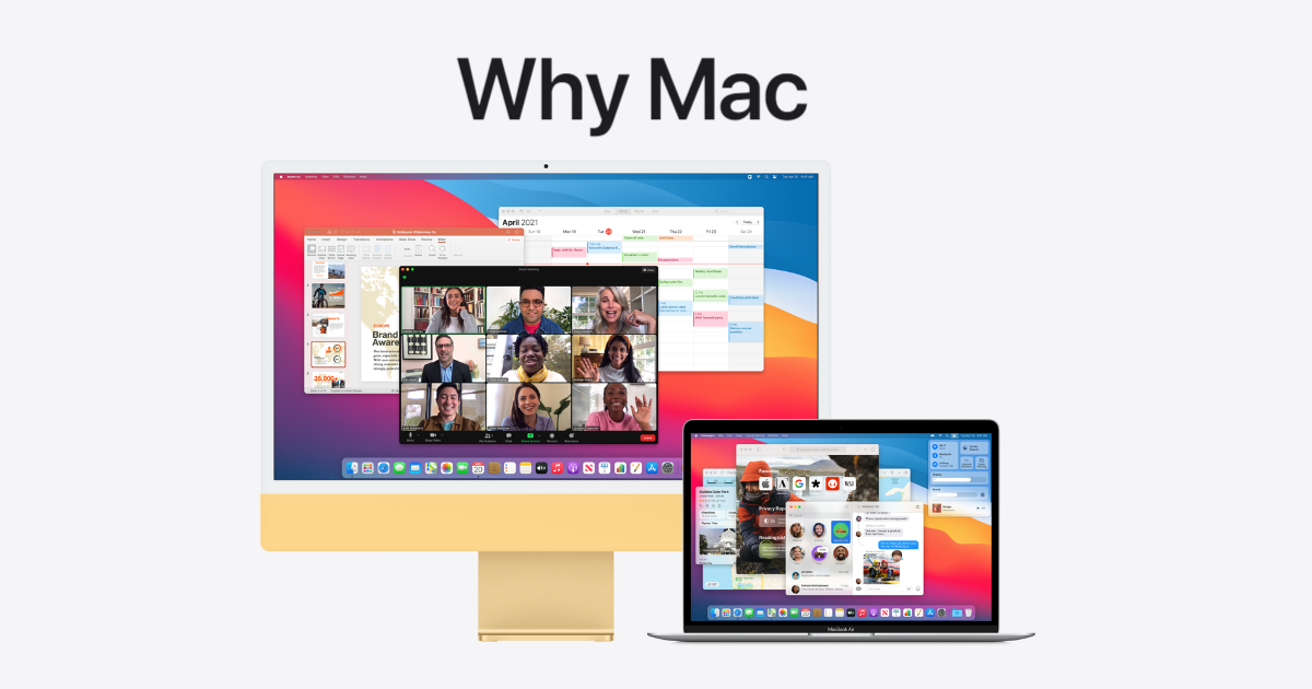 Why Mac