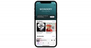 Wondery Apple Podcasts