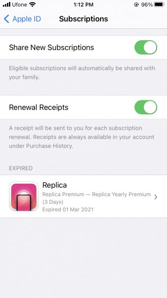 Learn how to check your App Store subscriptions on iPhone