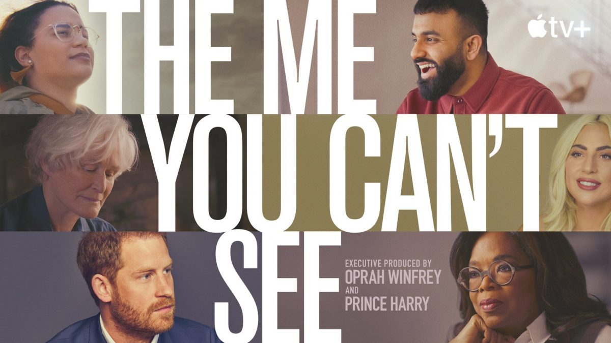 The Me You Cant See by Oprah and Harry Apple TV+