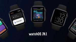 watchOS 7.4.1