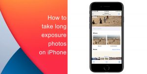 Your iPhone camera is not equipped for long exposure shots, because there is no way to set the shutter speed in the native Camera app. Fortunately, there are alternative ways to achieve those gorgeous light trails with your iPhone: either using a long exposure app or by converting Live Photos to long exposure shots.