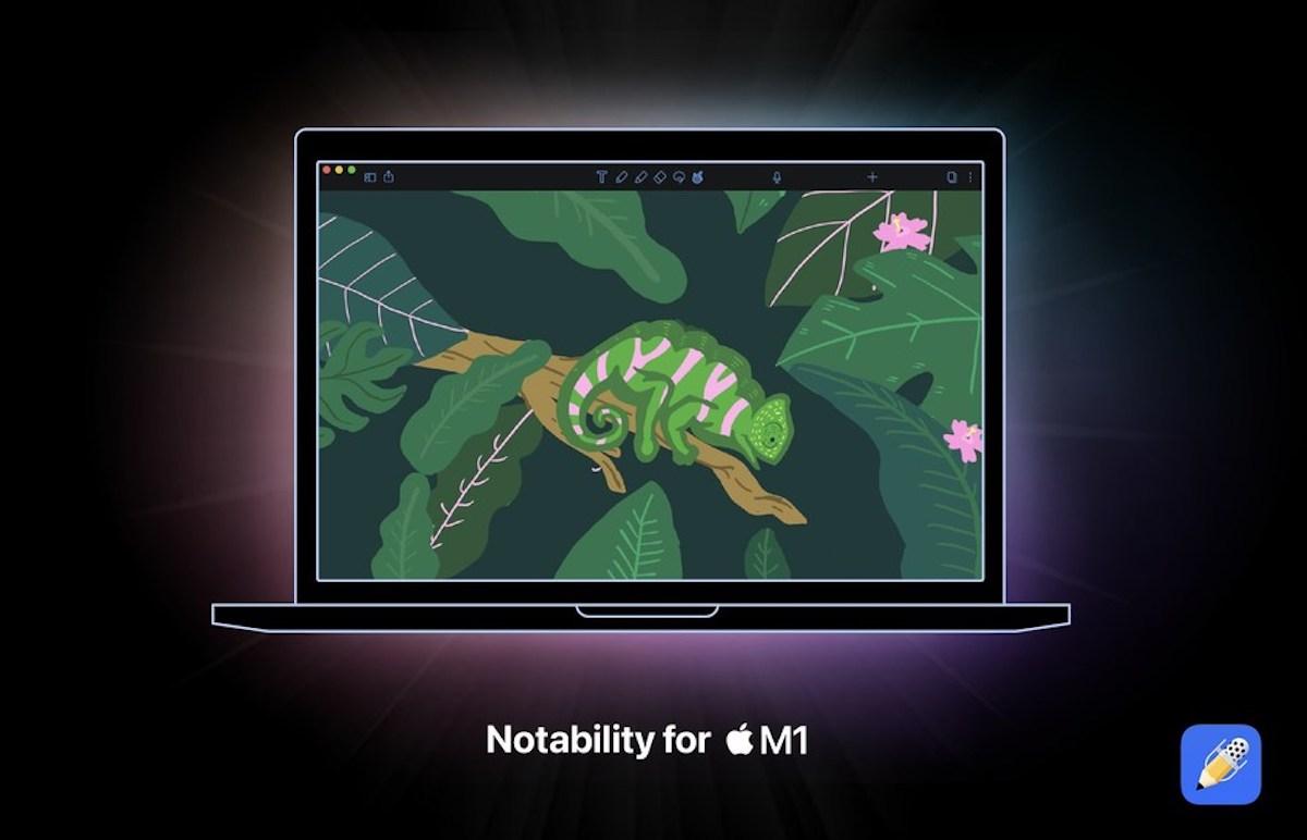 Notability M1 Apple Silicon