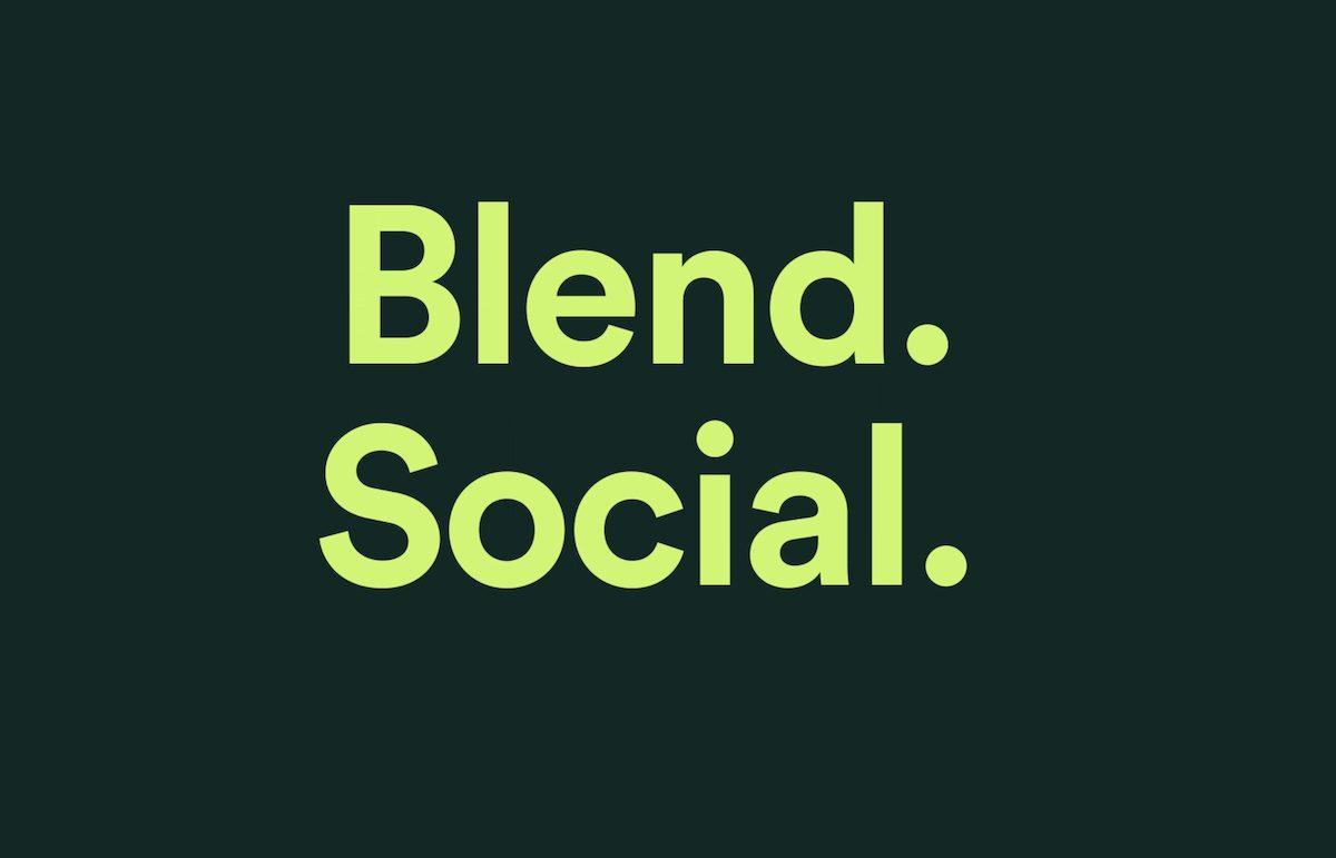 Spotify - Blend