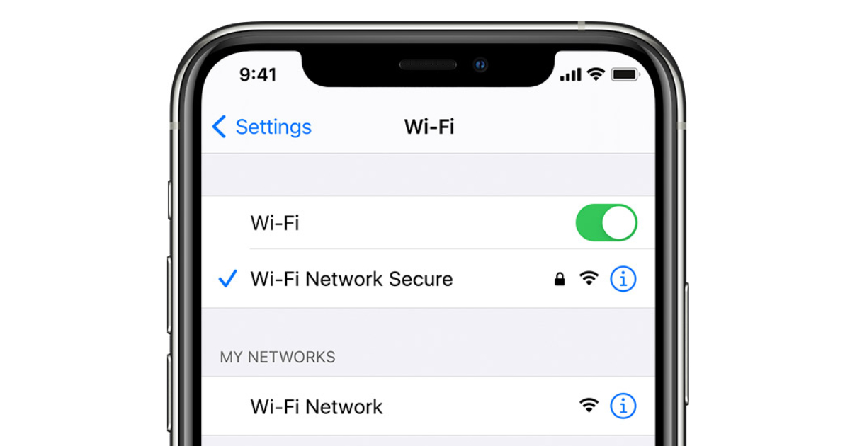 Unusual iOS bug causes particular network name to permanently disable WiFi on iPhone