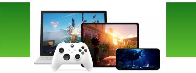 Microsoft- Xbox Cloud Gaming