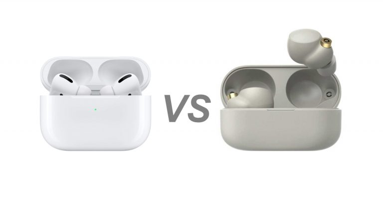 AirPods Pro vs Sony XM4 - features and price comparison