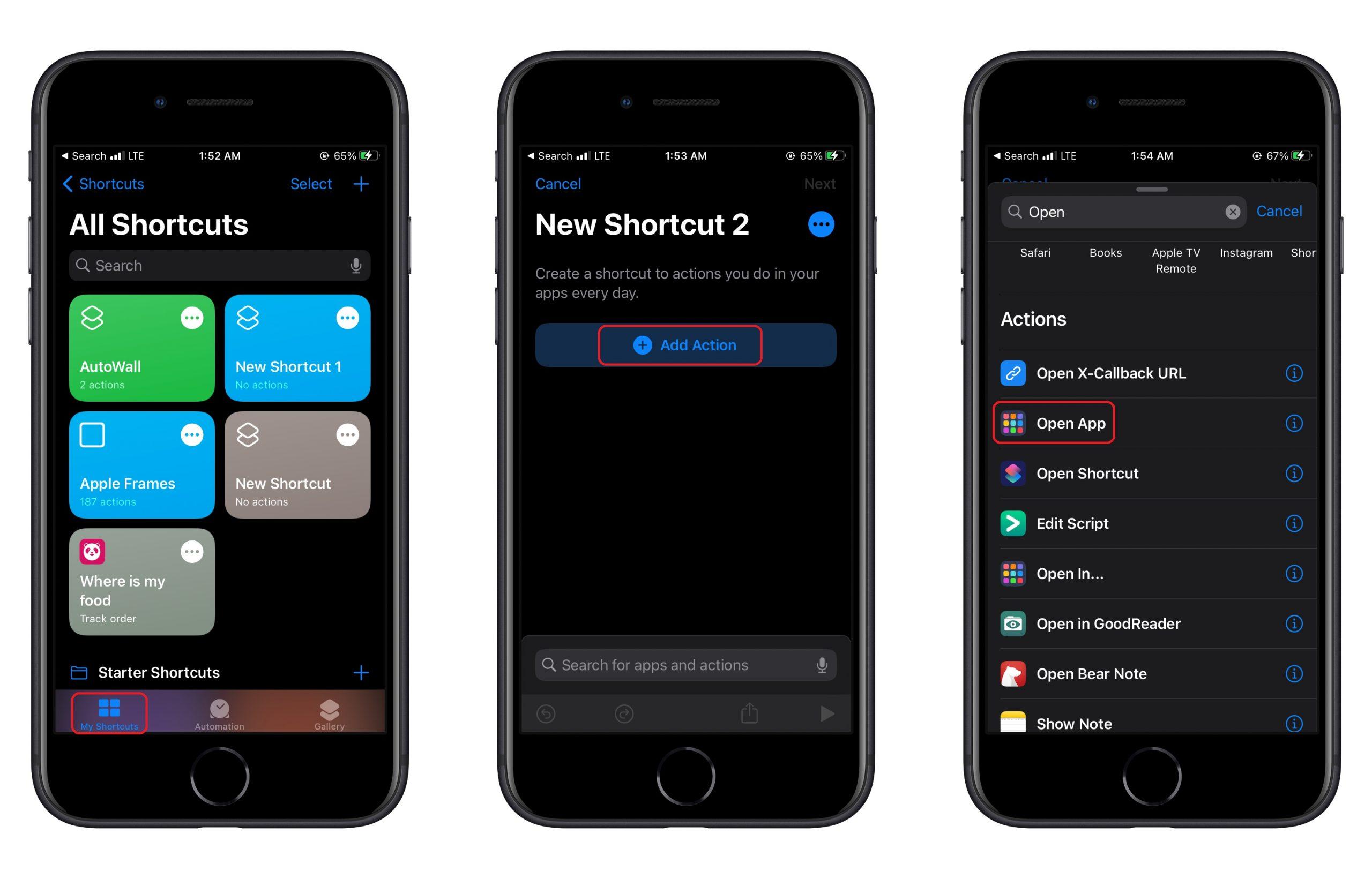 How to create custom app icons on iPhone