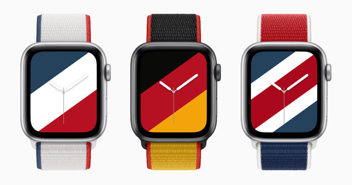 Apple Watch International Collection bands