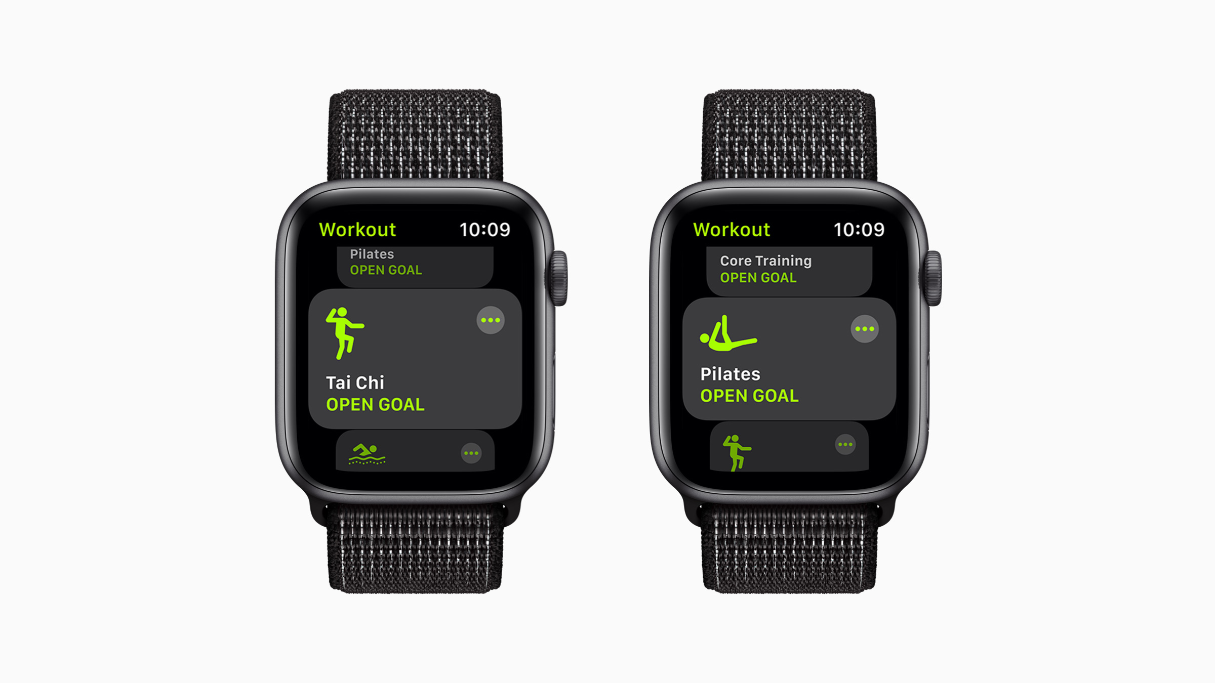 watchOS 8 workouts