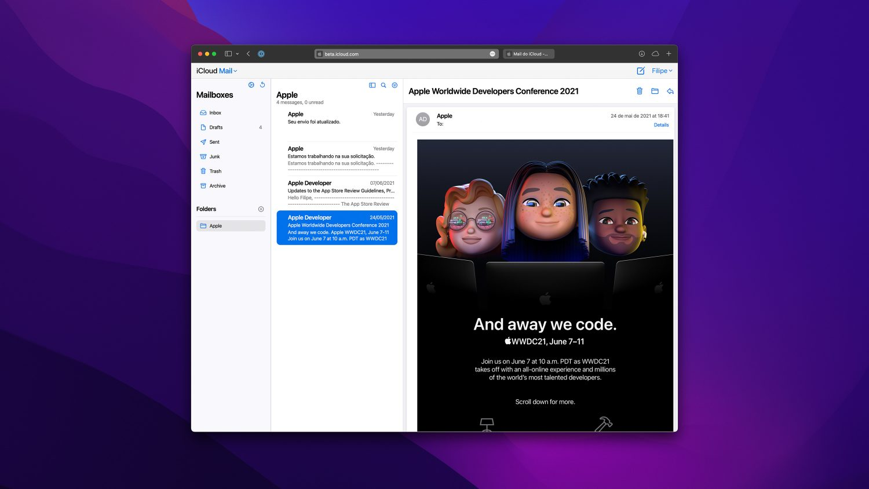 mail on iCloud.com