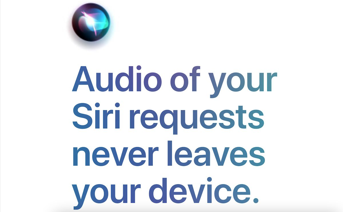 iOS 15 - privacy