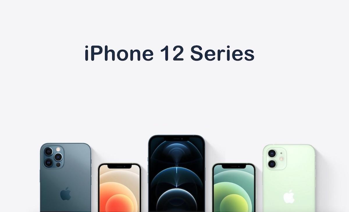 iPhone 12-Q1 2021