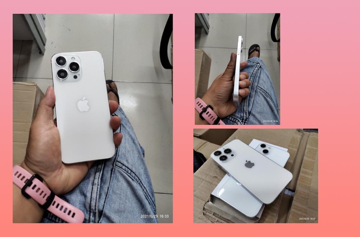 iPhone 13 dummy