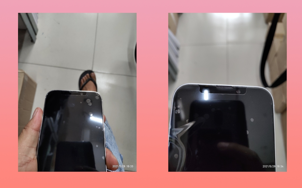 iPhone 13 dummy- notch