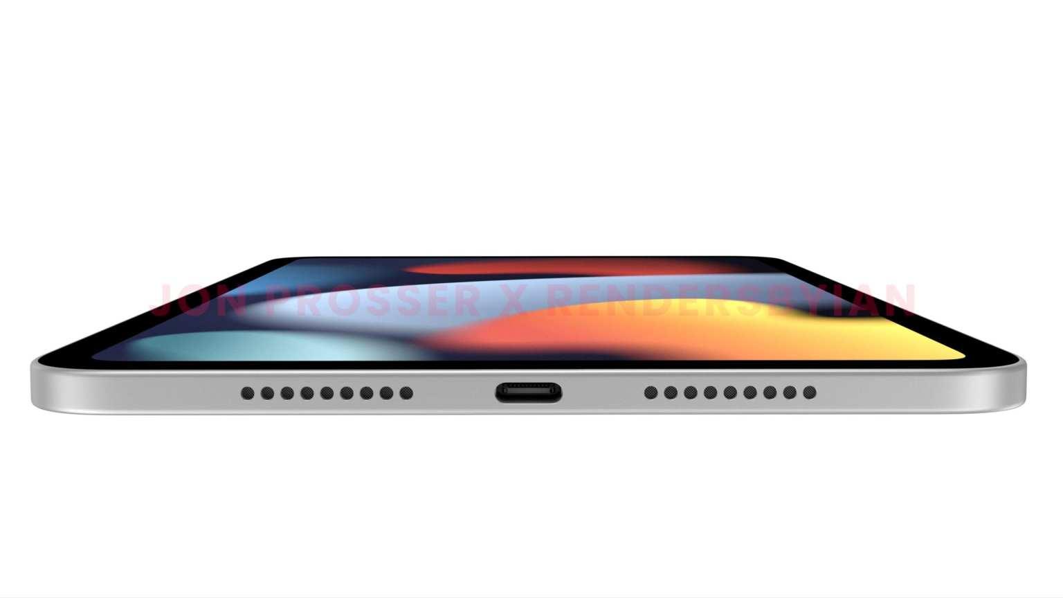 iPad mini USBC-C