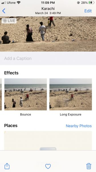 Learn how to take long exposure photos on iPhone