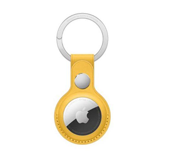 AirTag Key Ring Meyer Lemon