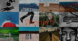 Annual iPhone Photography Awards winners announced