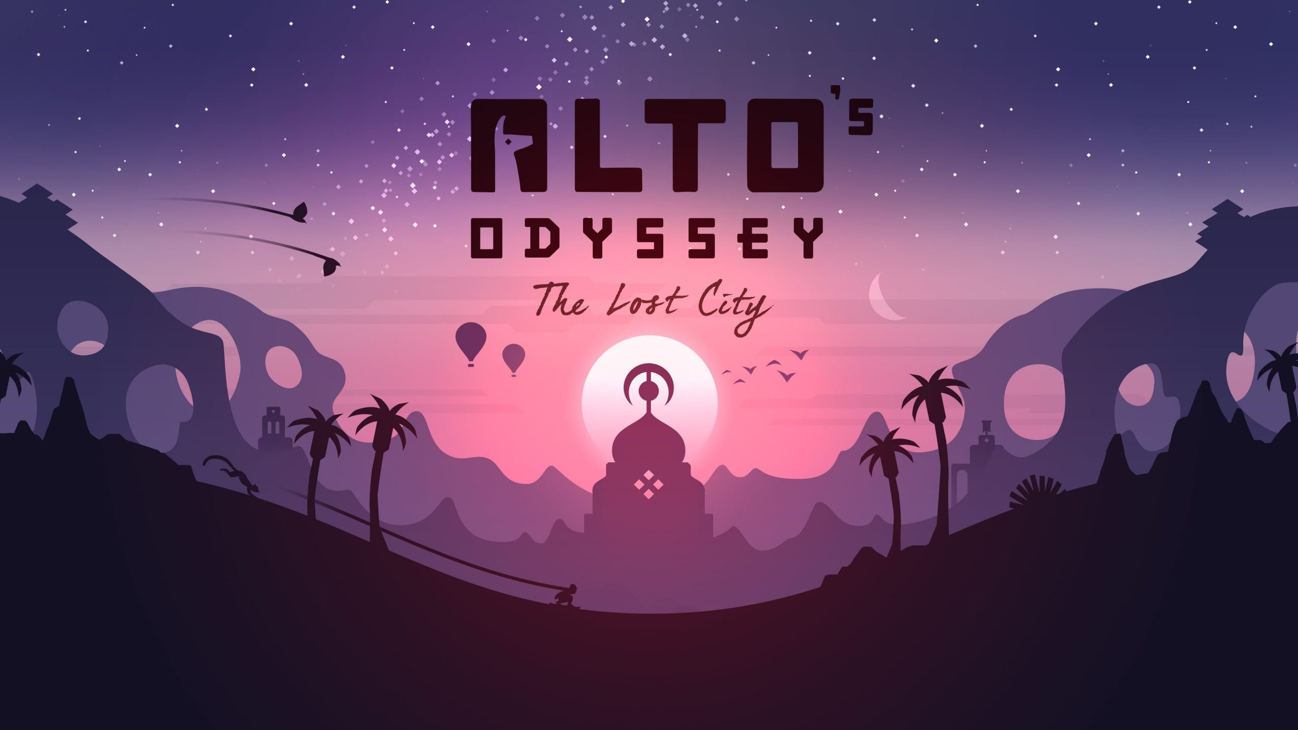Apple Arcade Alto's Odyssey: The Lost City
