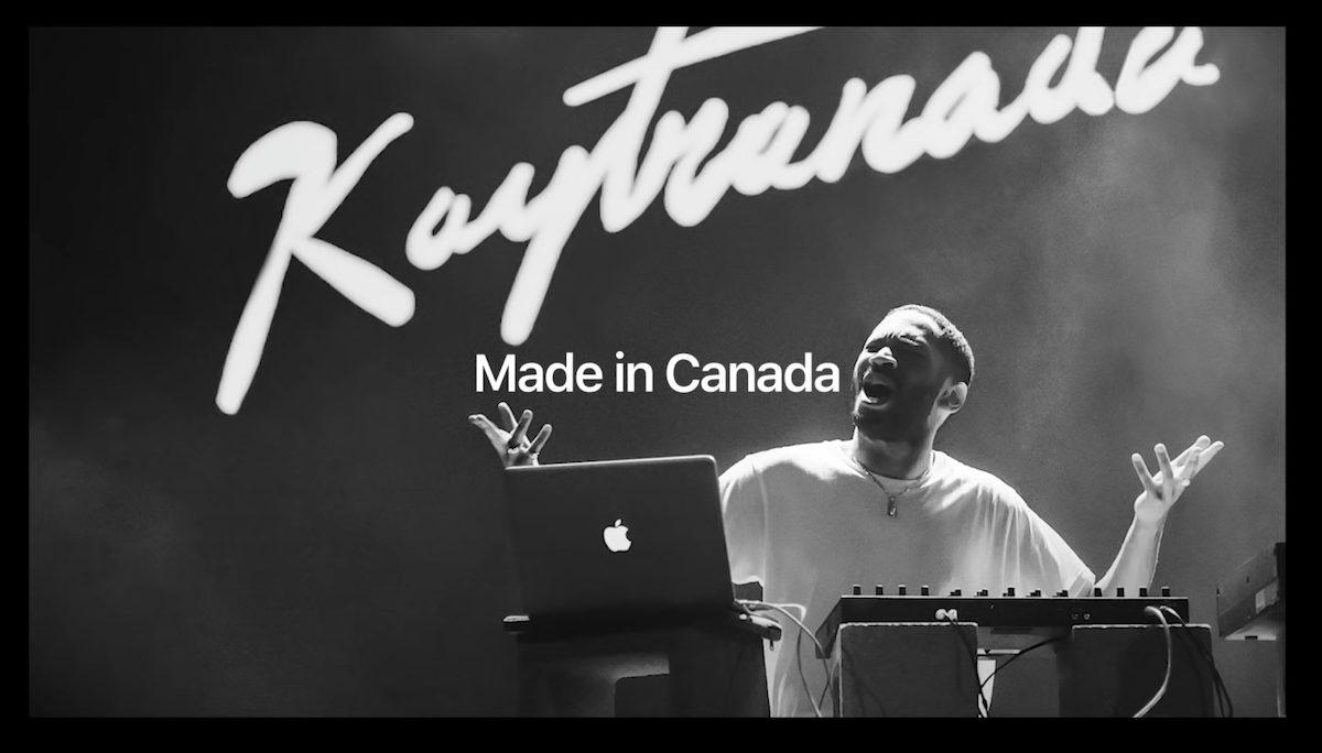 Apple -Behind the Mac ad- Canada