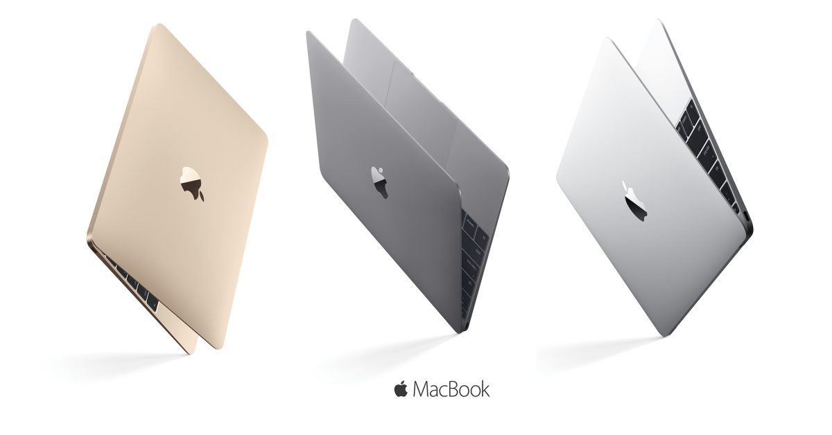 Apple - MacBook 2015