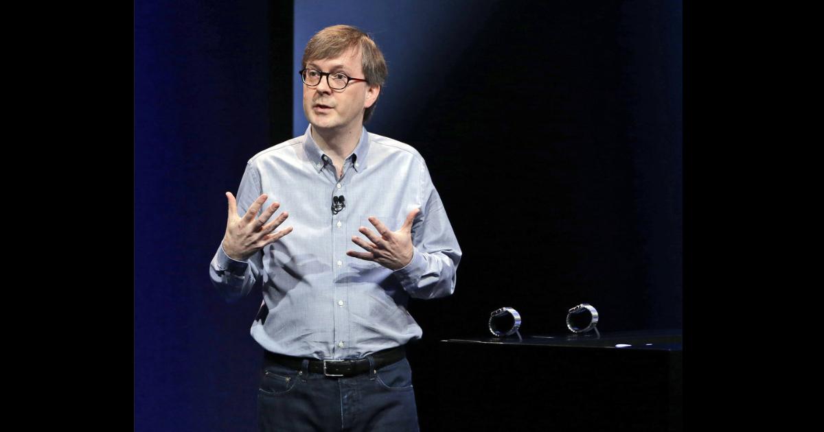 Apple exec Kevin Lynch