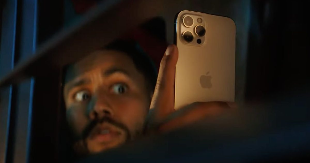 """Apple's latest ad """"In The Dark"""" features Night Mode for selfies coming to iPhone 12 Pro"""