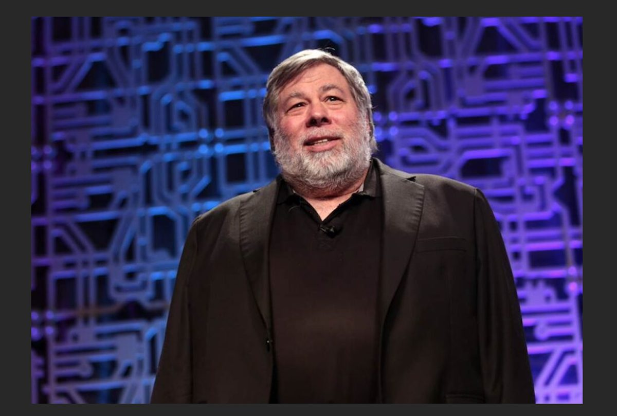Apple's Co-Founder Steve Wozniak- right to repair