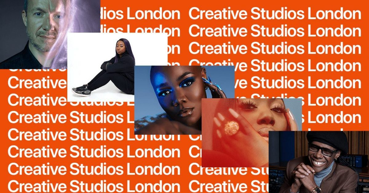 Today at Apple Creative Studios coming to London in August