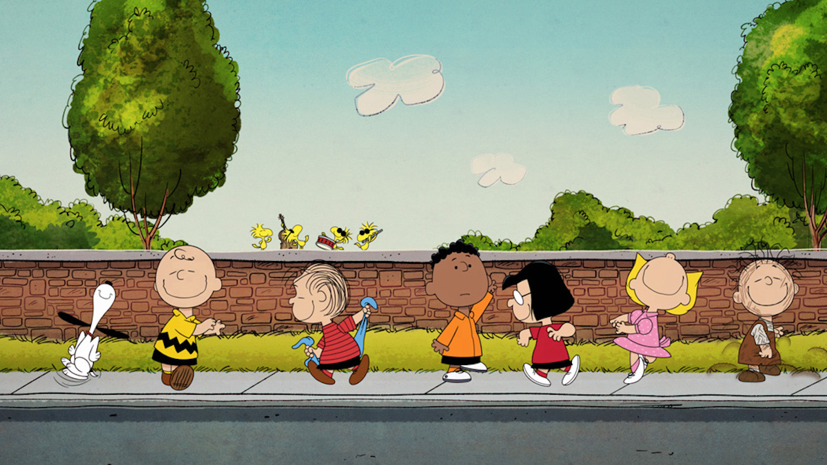 Peanuts - 'Today at Apple'