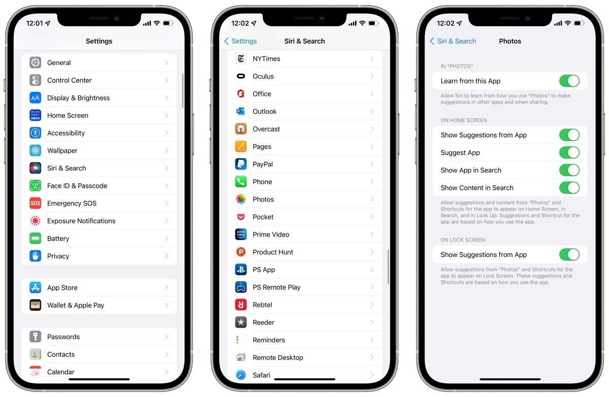 Learn how to use Spotlight to Search for photos on iOS 15