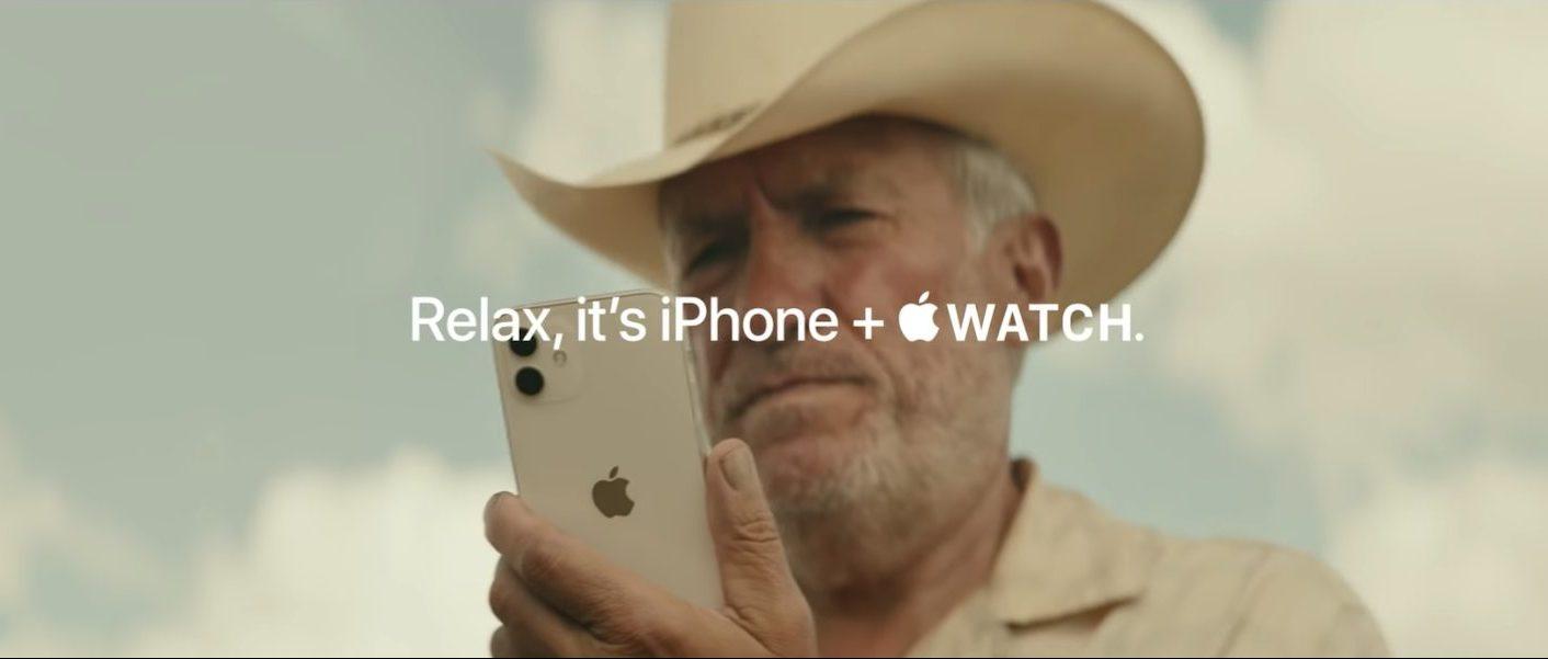 iPhone 12 ad