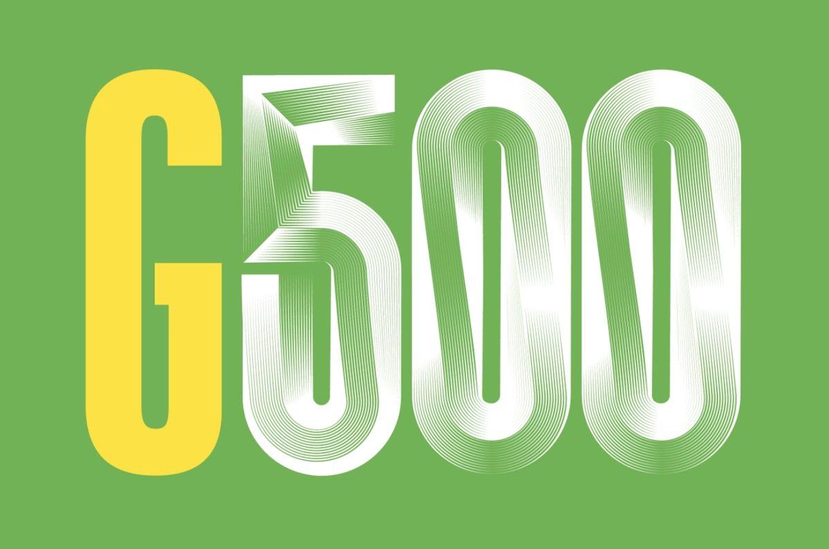 Apple G500 ranking