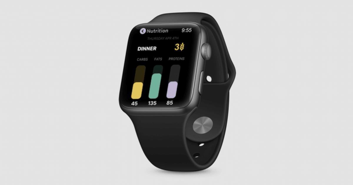 Apple Watch app Lumen