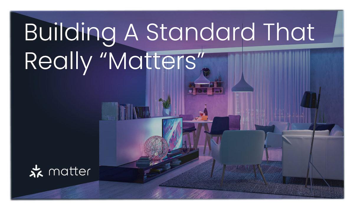 Matter- Apple venture