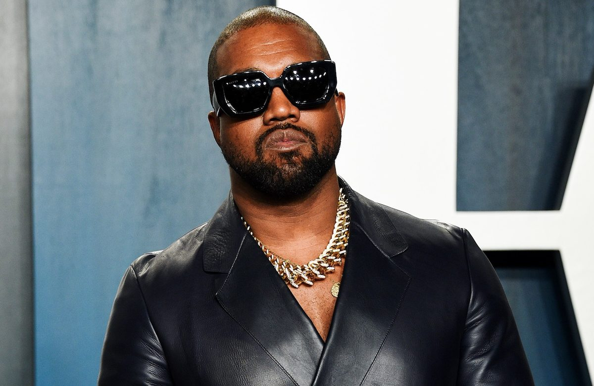 Kanye West - Apple Music livestream
