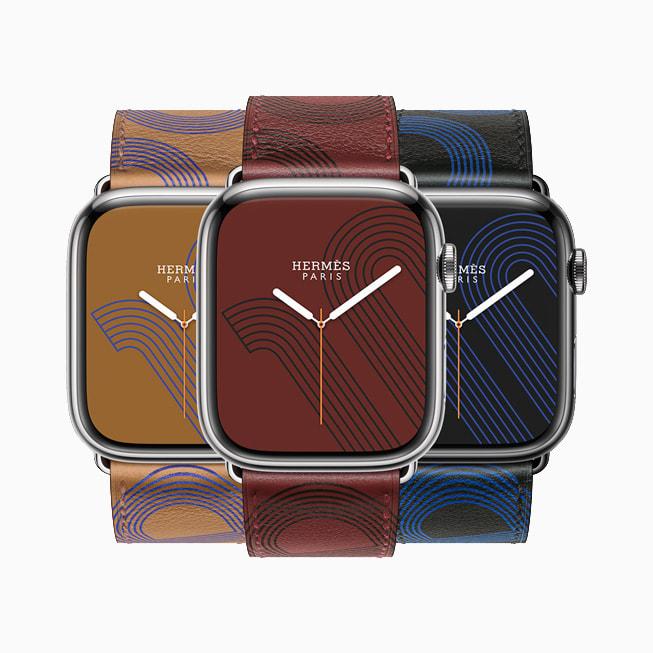 Apple Watch Series 7 watch bands Hermès