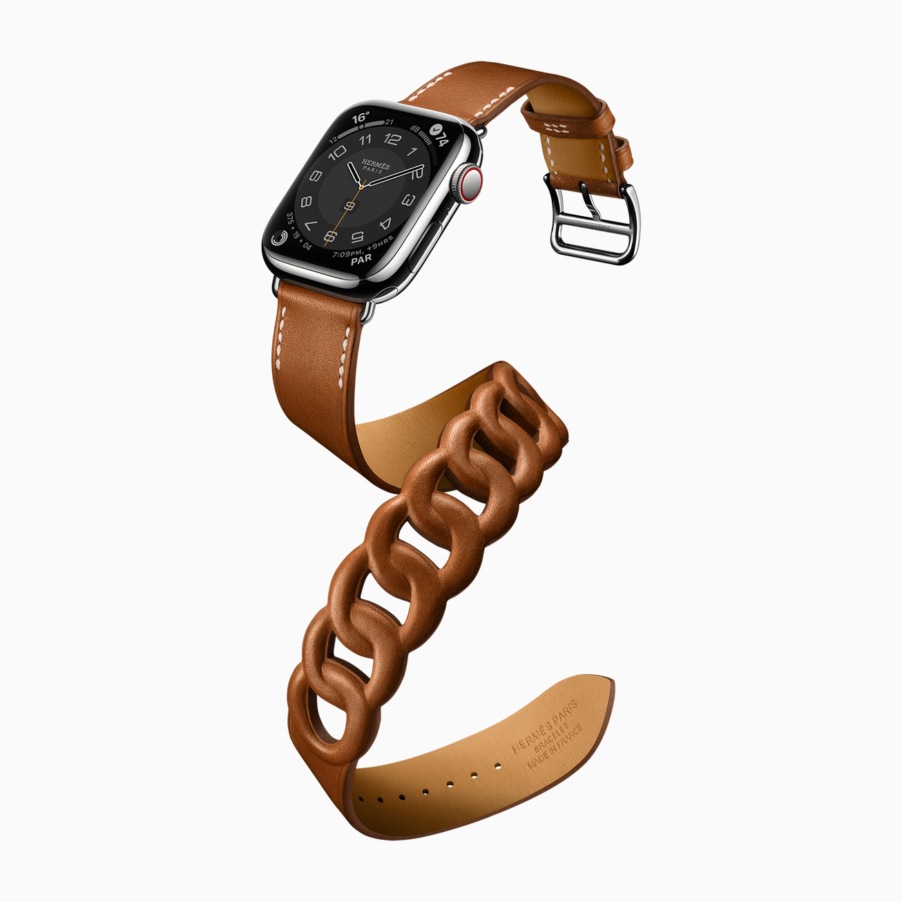 Apple Watch Series 7 Hermes