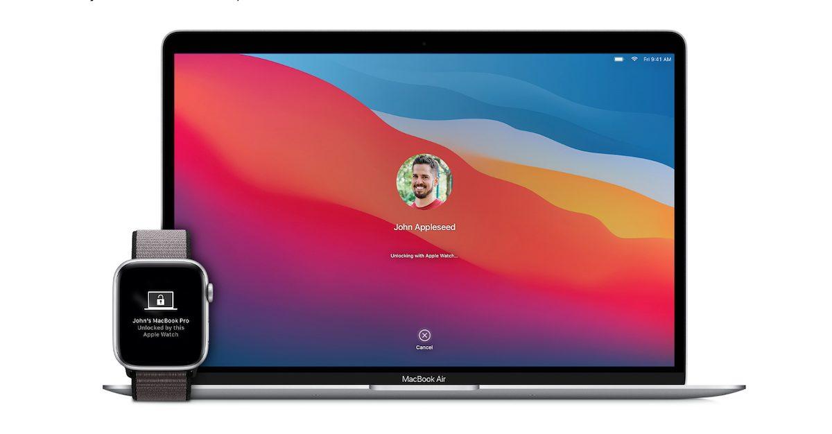 Apple Watch X MacBook