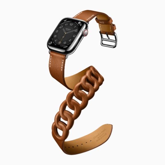 Apple Watch Series 7 band Hermès